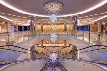 Avenue at Etihad Towers - overallpanoramic mall courtesy Etihad Towers