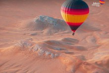 Balloon Adventures. © Abu Dhabi Tourism & Culture Authority