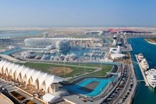 Yas Marina.Traditional dress. © Abu Dhabi Tourism & Culture Authority
