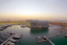 Yas Island.© Abu Dhabi Tourism & Culture Authority