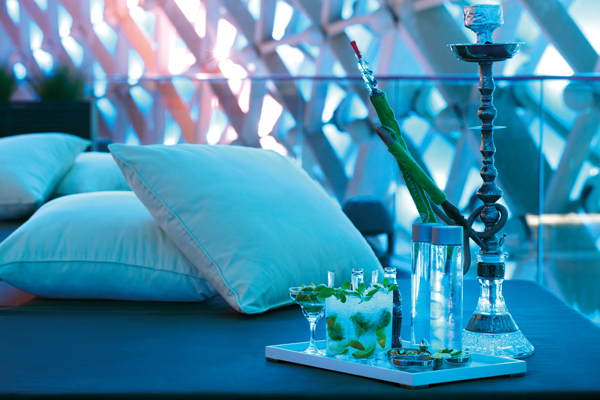 Best Lounges in Dubai and Abu Dhabi