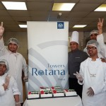Towers Rotana Dubai celebrates 2016 UAE Flag Day in the bakery with Smiles N' Stuff