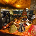 Experience a traditional Iftar buffet with Arabic beverages at Park Regis Kris Kin Hotel Dubai